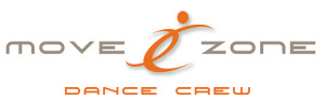 Logo Move Zone Dance Crew